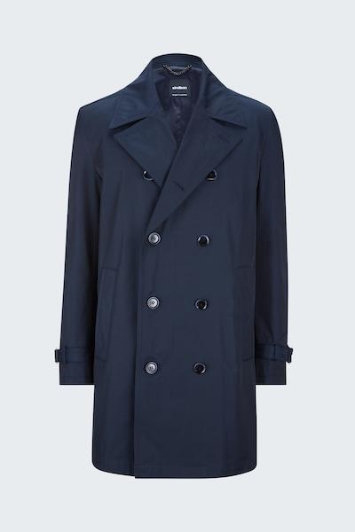 STRELLSON Mantel ' Genova ' in dunkelblau, Produktansicht