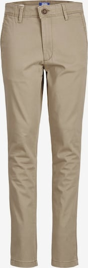 Jack & Jones Junior Broek in de kleur Beige, Productweergave