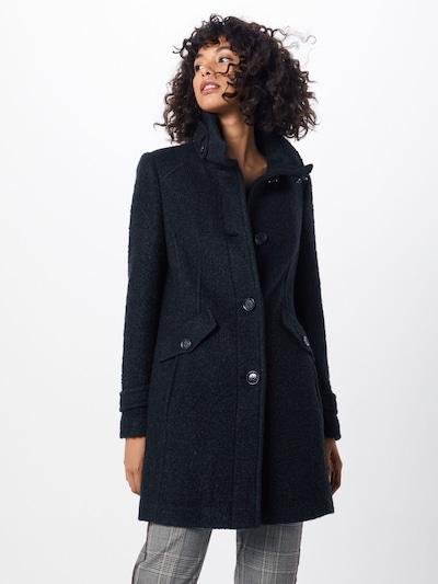 COMMA Mantel in schwarz, Modelansicht