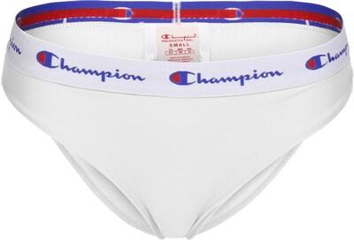 Champion Authentic Athletic Apparel Bikini Unterteil ' W ' in perlweiß, Produktansicht