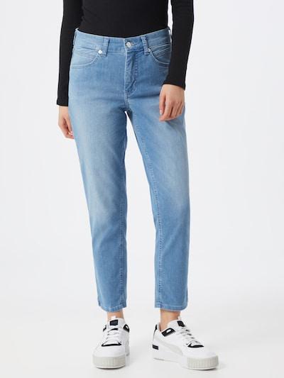 MAC Jean 'MELANIE' en bleu, Vue avec modèle