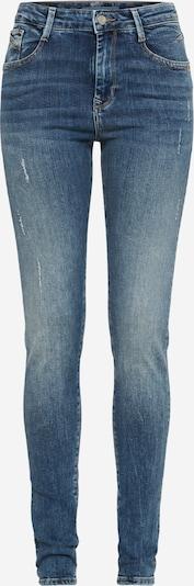 Jeans Mavi pe denim albastru, Vizualizare produs