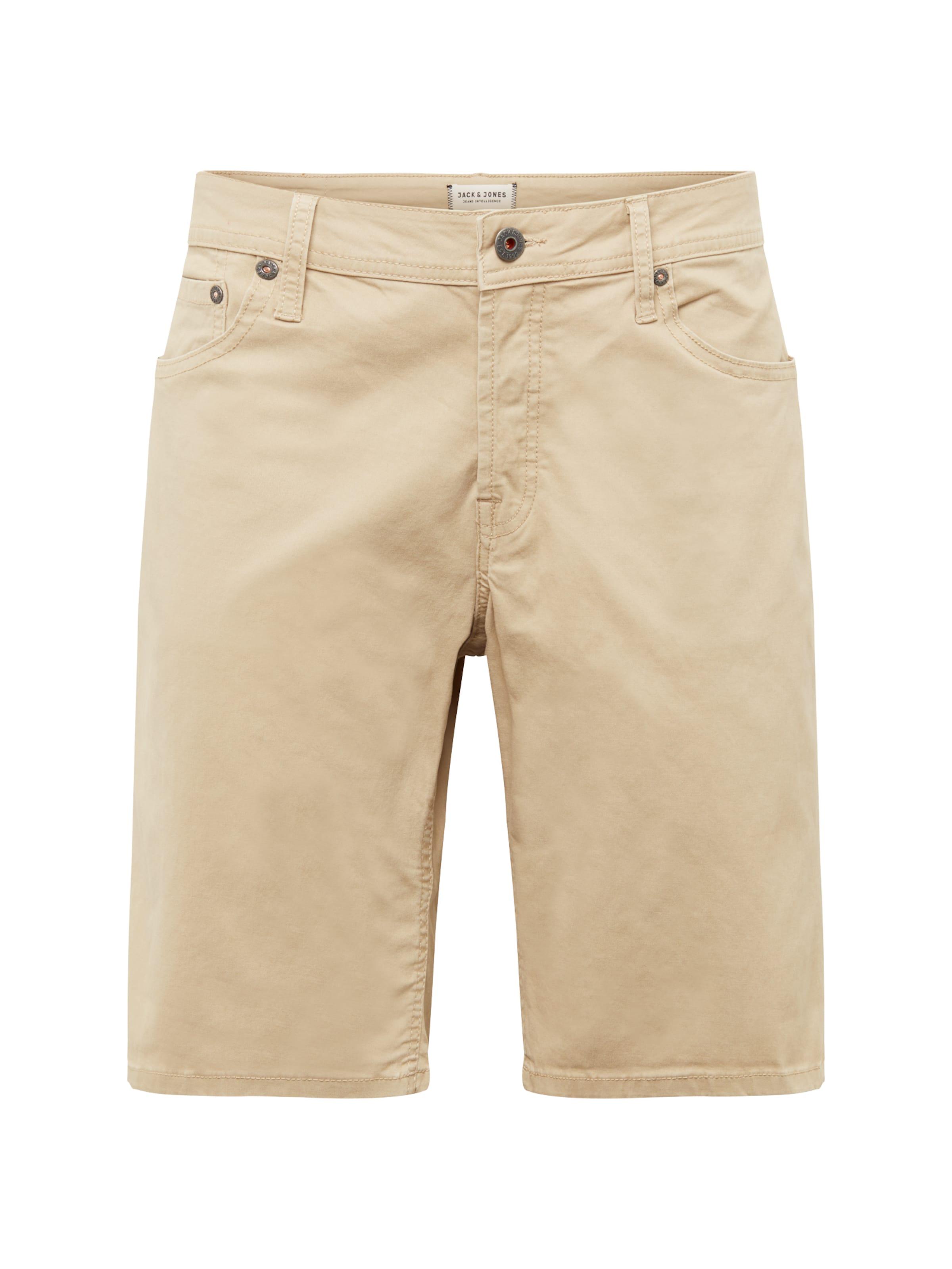 Beige Jackamp; Jones Shorts 'rick' In H2W9IYED