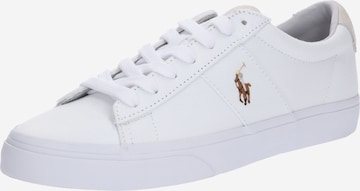 Polo Ralph Lauren Sneakers 'Sayer' in White