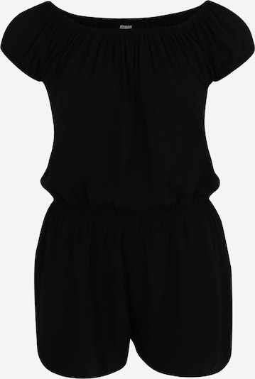 Urban Classics Curvy Jumpsuit in Black, Item view