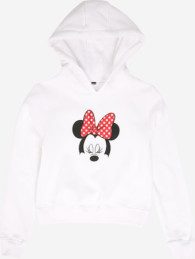 Mister Tee Sweatshirt 'Minnie Mouse' in red / black / white, Item view