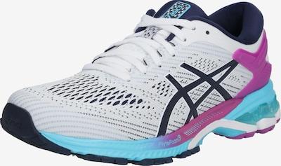 ASICS Buty do biegania 'GEL-KAYANO 26' w kolorze niebieski / fioletowy / białym, Podgląd produktu