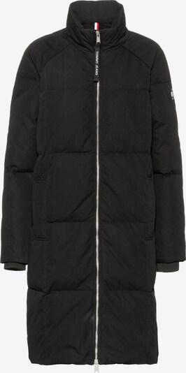Tommy Jeans Daunenmantel in schwarz, Produktansicht