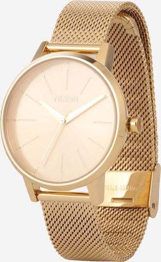 Nixon Armbanduhr 'Kensington Milanese' in gold, Produktansicht