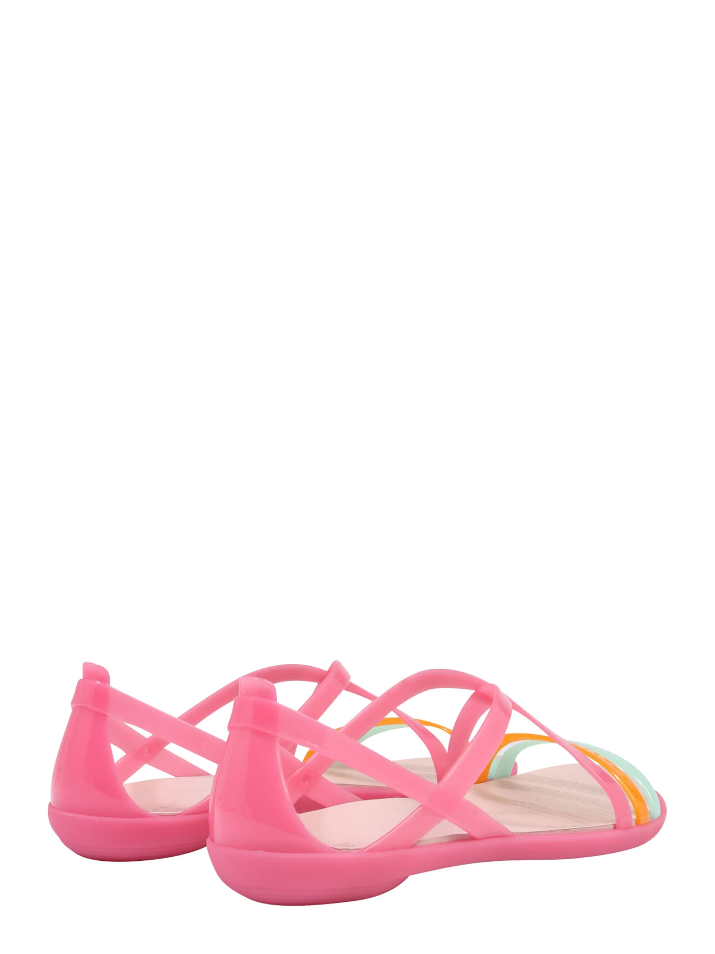 Crocs Sandalette 'Isabella Cut Strappy' Spielraum Vorbestellung Sehr Billig Günstig Online Billige Eastbay nl8GwOki