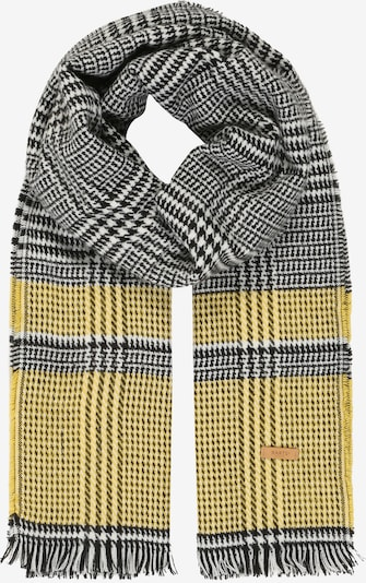 Barts Scarf 'Nemesia' in yellow, Item view