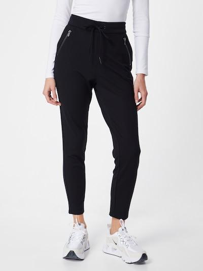 VERO MODA Kalhoty 'EVA' - černá, Model/ka