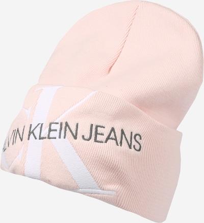 rózsaszín Calvin Klein Jeans Sapka 'CKJ NYCK BEANIE', Termék nézet