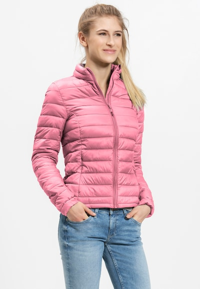 Whistler Steppjacke 'Tepic' in pink: Frontalansicht