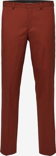 SELECTED HOMME Slim Fit Anzughose in kastanienbraun, Produktansicht