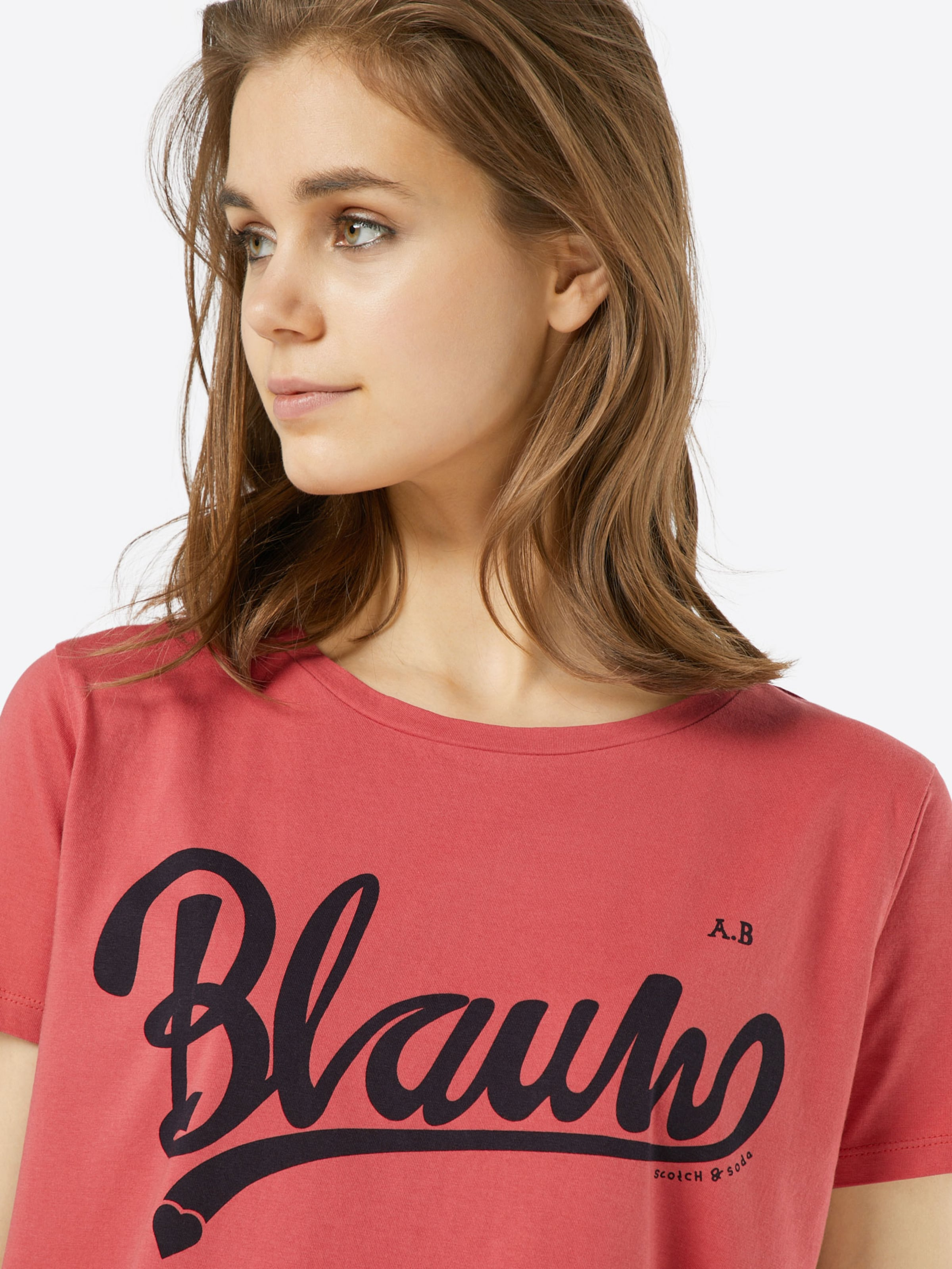 Factory-Outlet-Verkauf SCOTCH & SODA Casual T-Shirt Spielraum Billig Echt cPW2xv3inl