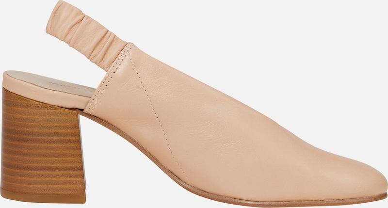 Haltbare Mode billige Schuhe Marc O'Polo | Slingback Pumps Pumps Slingback Schuhe Gut getragene Schuhe ee55c8