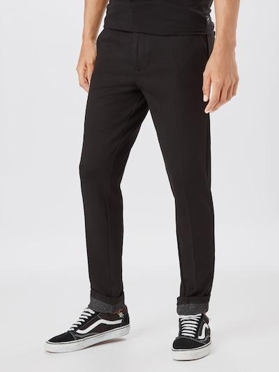 JACK & JONES Chino hlače 'Marco Phil' | črna barva, Prikaz modela