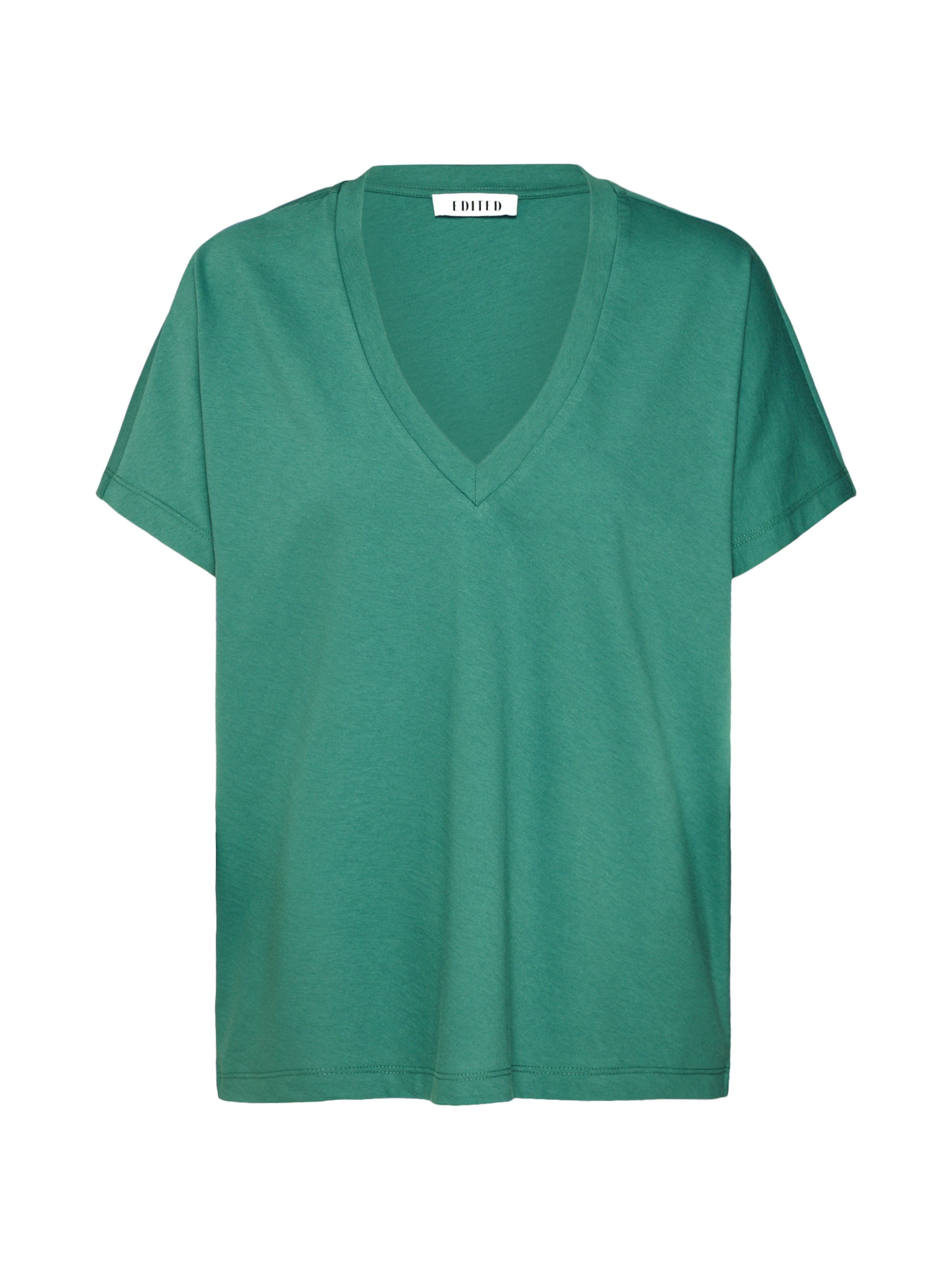 'terra' Shirt Shirt Edited In Dunkelgrün Edited A4R35jL