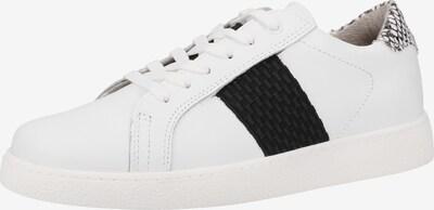 SANSIBAR Sneaker in schwarz / weiß, Produktansicht