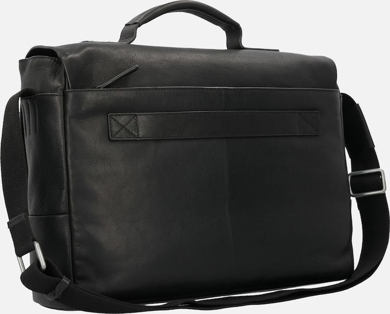 Strellson Turnham Briefcase Leather 40cm Laptop Compartment