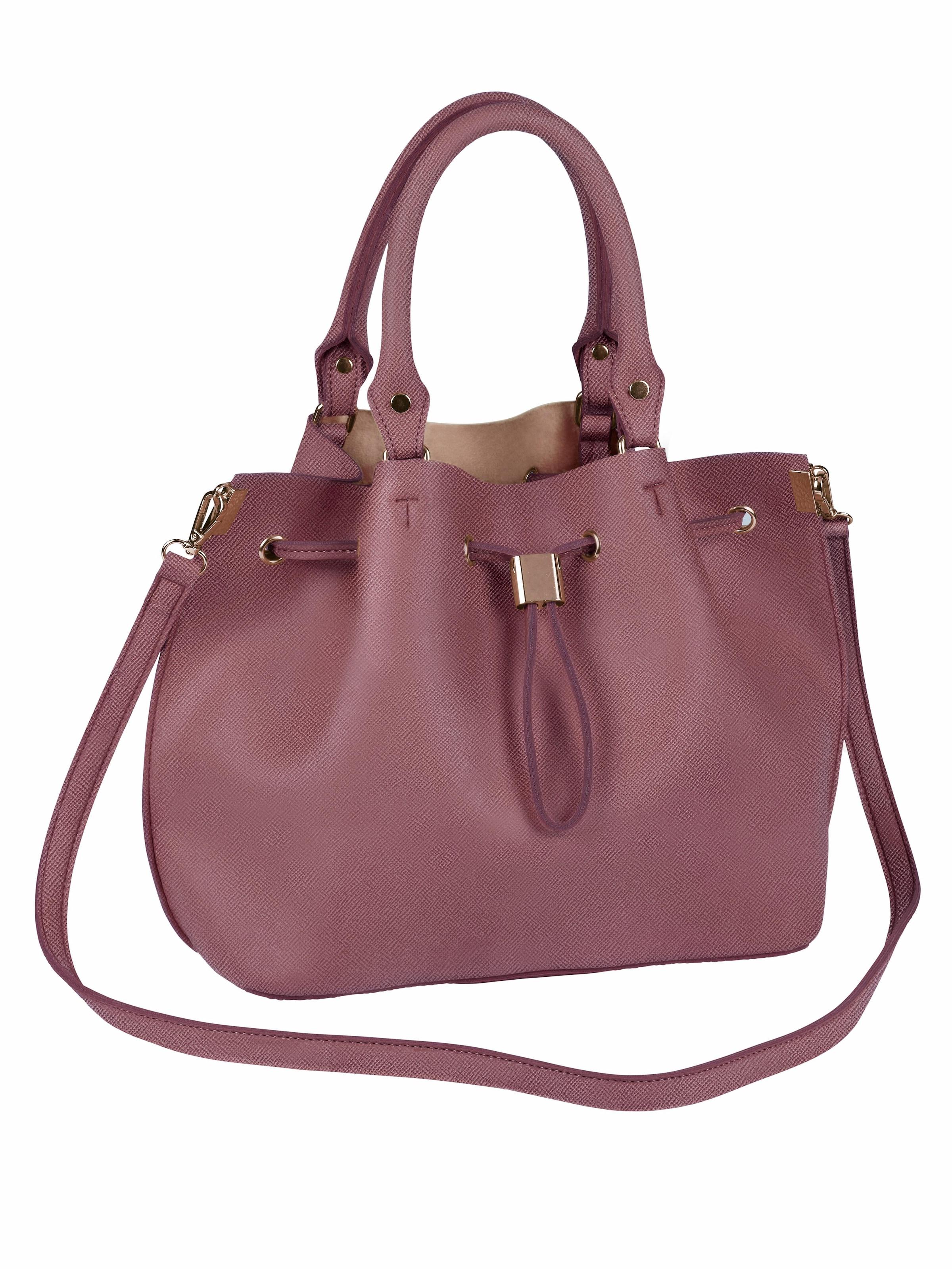 Kaufen Sie Günstig Online Einkaufen Billig Vermarktbare heine Tasche in zweifarbigkeit Bestseller Verkauf Online Billige Angebote VZ7JUg
