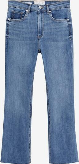 MANGO Jeans in de kleur Kobaltblauw, Productweergave