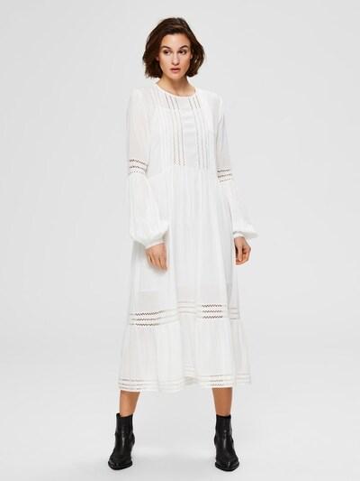SELECTED FEMME Kleid in weiß, Modelansicht
