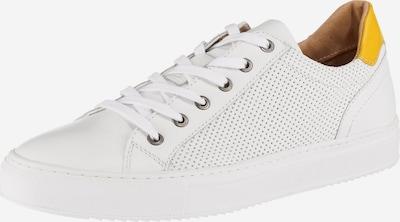 CINQUE Sneaker in gelb / weiß, Produktansicht