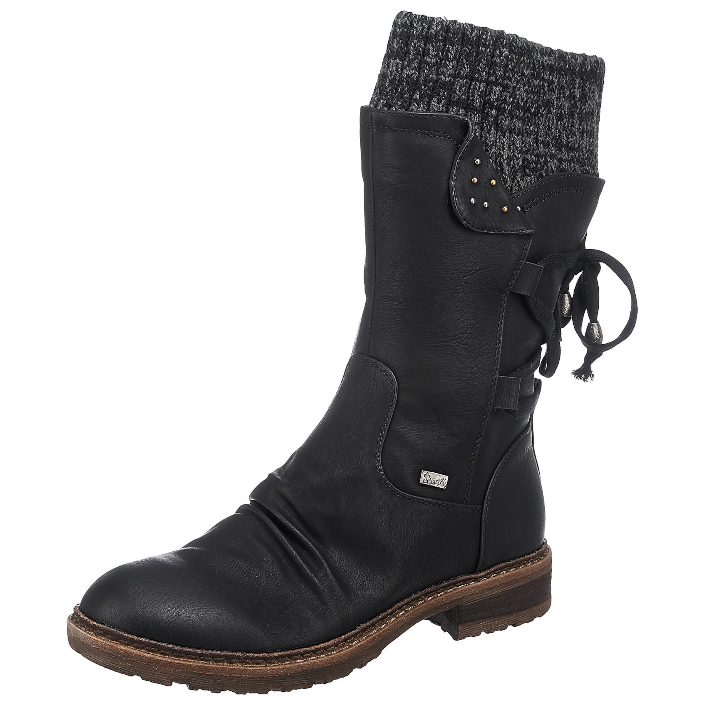 RIEKER Stiefel Günstige und langlebige Schuhe