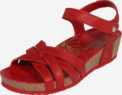 Sandalai 'Chia Nacar' iš PANAMA JACK , spalva - raudona, Prekių apžvalga