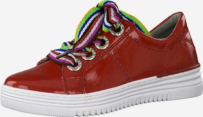 JANA Sneaker in blutrot, Produktansicht