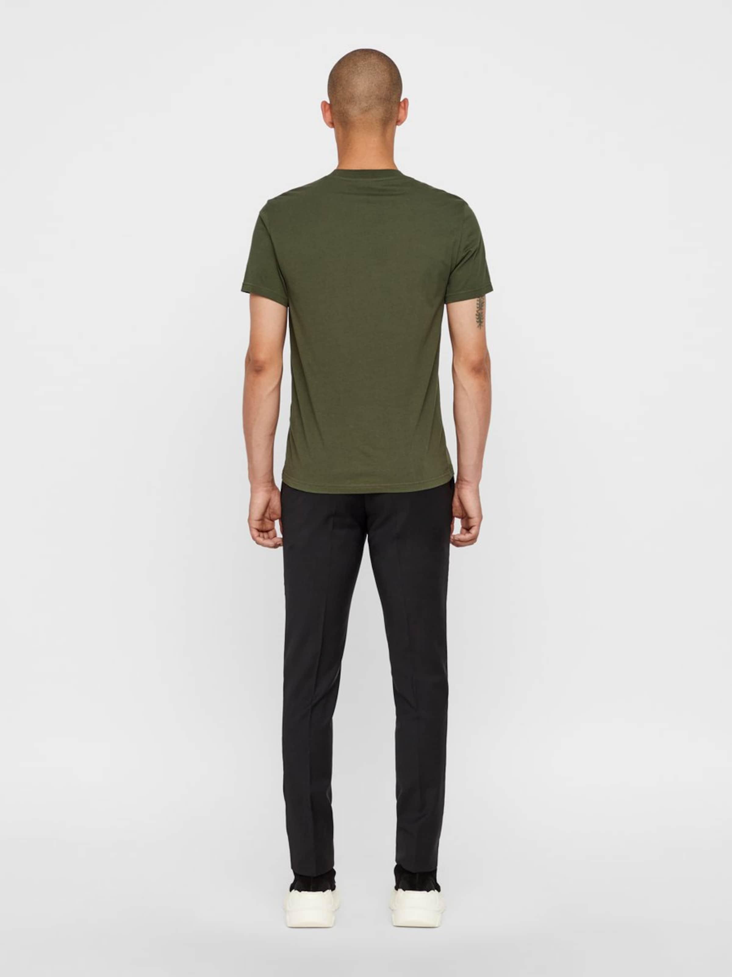 J T shirt lindeberg 'silo' En Vert Gazon MLjzqSUVpG