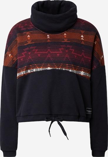Iriedaily Sweater majica 'Sekani Mock Turtle' u mornarsko plava, Pregled proizvoda