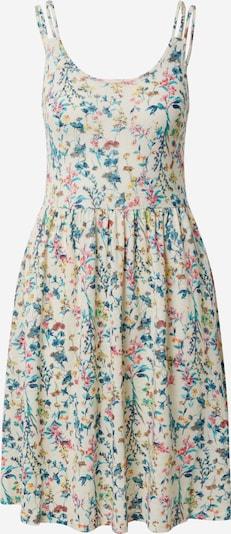 PIECES Letní šaty 'MISSY' - zelená / bílá, Produkt