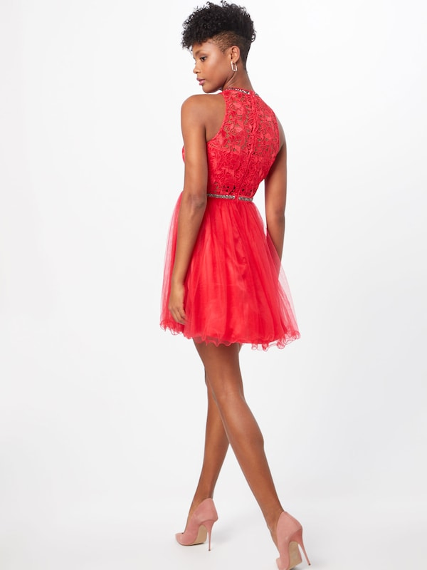 Princess En Robe Suddenly De Corail Cocktail fYg76vyb
