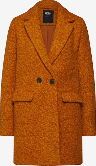 ONLY Płaszcz przejściowy 'ALLY' w kolorze pomarańczowym: Widok z przodu