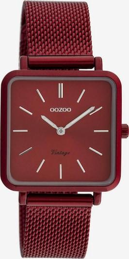 OOZOO Uhr 'C20011' in merlot, Produktansicht