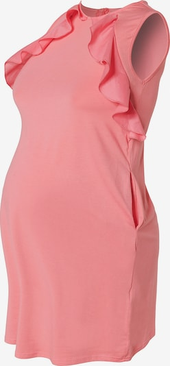 spring maternity Umstandskleid 'CALIDA' mit Stillfunktion in rosa, Produktansicht