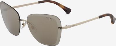 RALPH LAUREN Sonnenbrille '0RA4129' in gold / schwarz, Produktansicht
