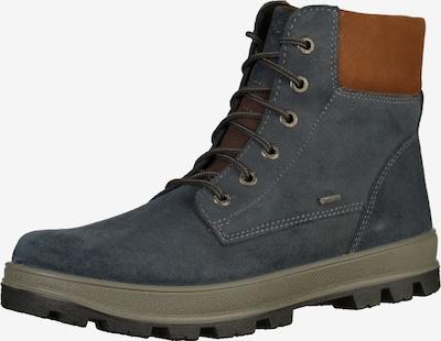 SUPERFIT Stiefel in taubenblau, Produktansicht