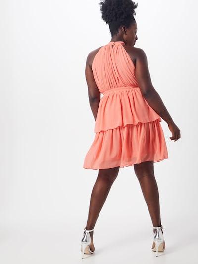 MICHALSKY FOR ABOUT YOU Kleid 'Kira dress' in koralle: Rückansicht