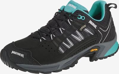 MEINDL Trekkingschuhe 'SX1.1 GTX Lady' in türkis / schwarz / weiß, Produktansicht