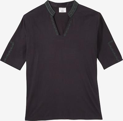 MONDKINI Trachtenshirt in grün / tanne, Produktansicht