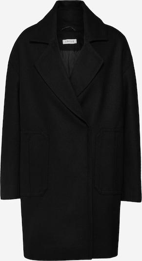 EDITED Mantel 'Emilia' in schwarz, Produktansicht