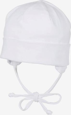 STERNTALER Mütze in Weiß