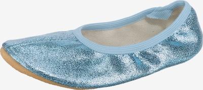 BECK Gymnastikschuhe in hellblau, Produktansicht
