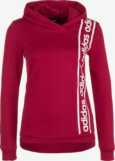 ADIDAS PERFORMANCE Sweatshirt 'Celebrate The 90s' in grenadine / weiß, Produktansicht