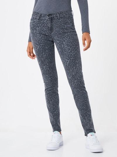 BRAX Jeans 'Shakira' in de kleur Antraciet / Grey denim, Modelweergave
