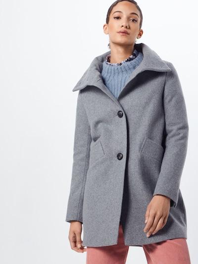 sessun Mantel 'CHERA' in grau, Modelansicht